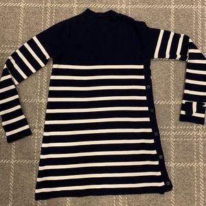 Zara Mock Neck Sweater